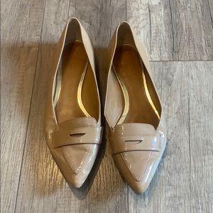 ✨Host Pick✨Coach Point Toe Flats